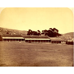 Subalterns' Quarters circa 1880