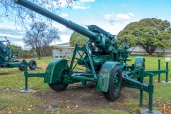 3.7 Inch Mark 2C Anti-Aircraft Gun 1942