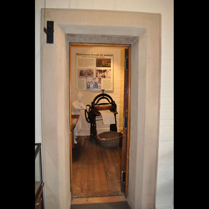 Hobart Girls Reformatory 1881-1870