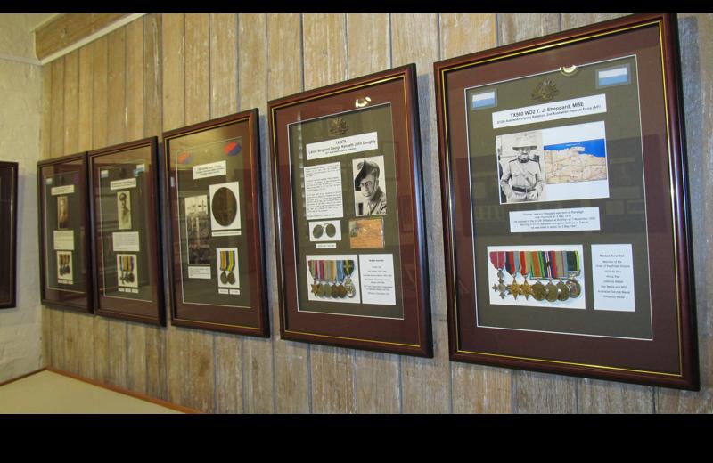 Medals room 1