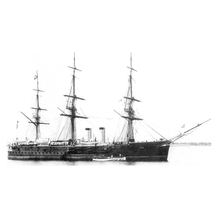 No 27 Boiarin Vist to Hobart 1870