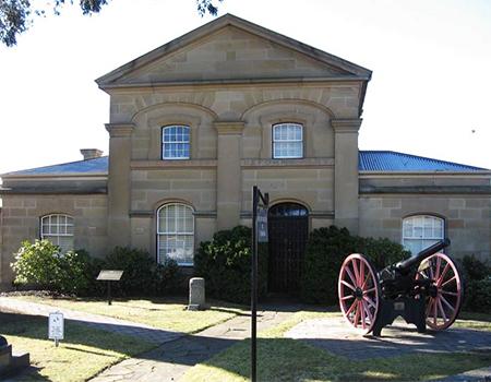 Military Gaol
