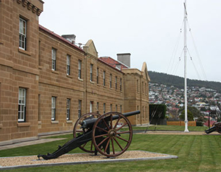 Two Storey Soldiers Barracks