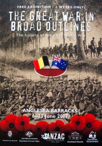 Belgian WW1 Exhibition