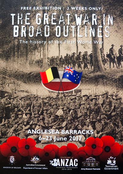 Belgian WW1 Exhibition