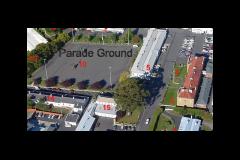 The Parade Ground Location