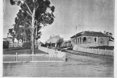 The Guardhouse circa 1900 (Col Dennison)