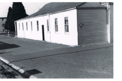 Field Officers' Quarters circa 1950 (Dennison Heritage Collection)